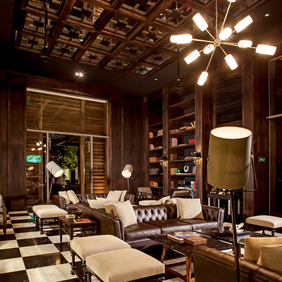 Bar Lounge Luxury Modern Lobby restaurant living room home lighting