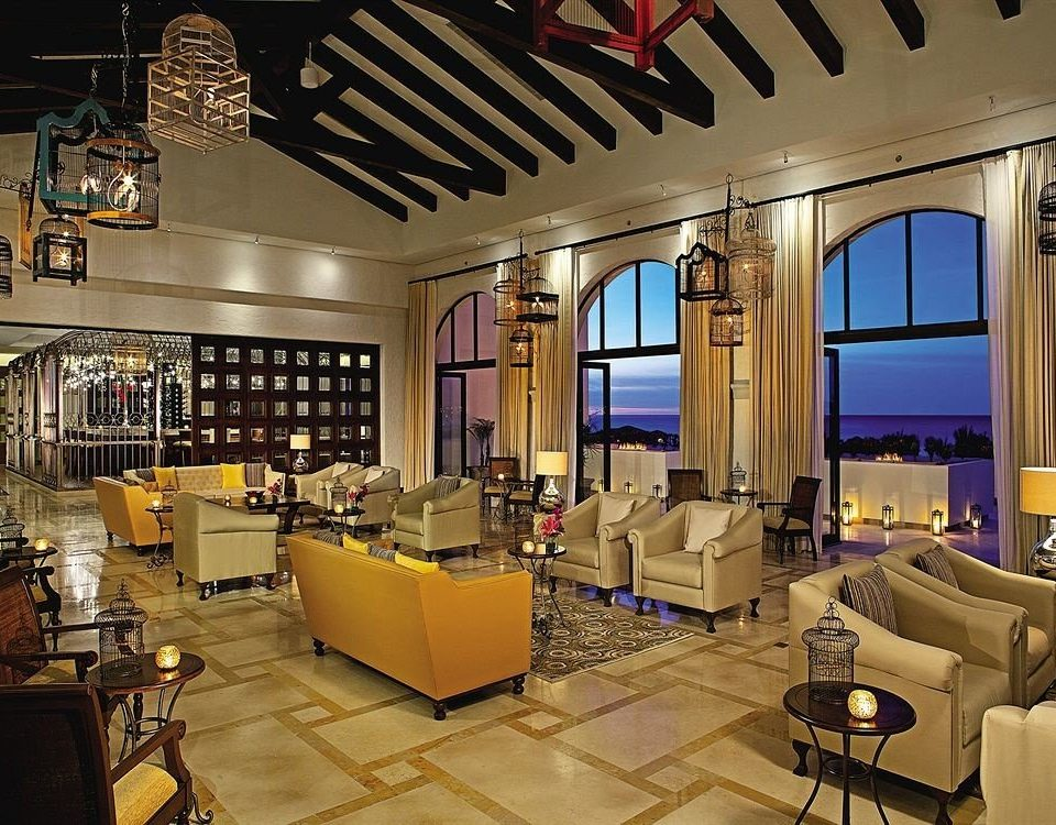 Lounge Luxury Modern Lobby restaurant recreation room Bar