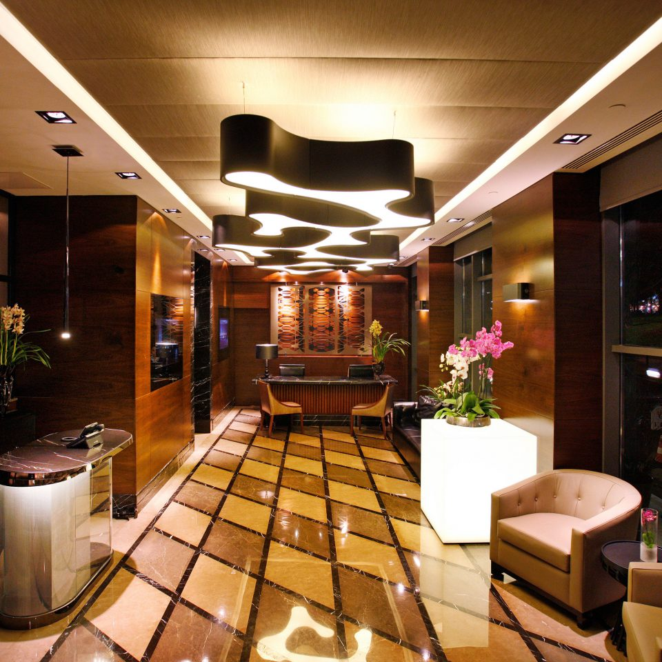 Lounge Resort Lobby restaurant lighting Bar function hall living room Modern