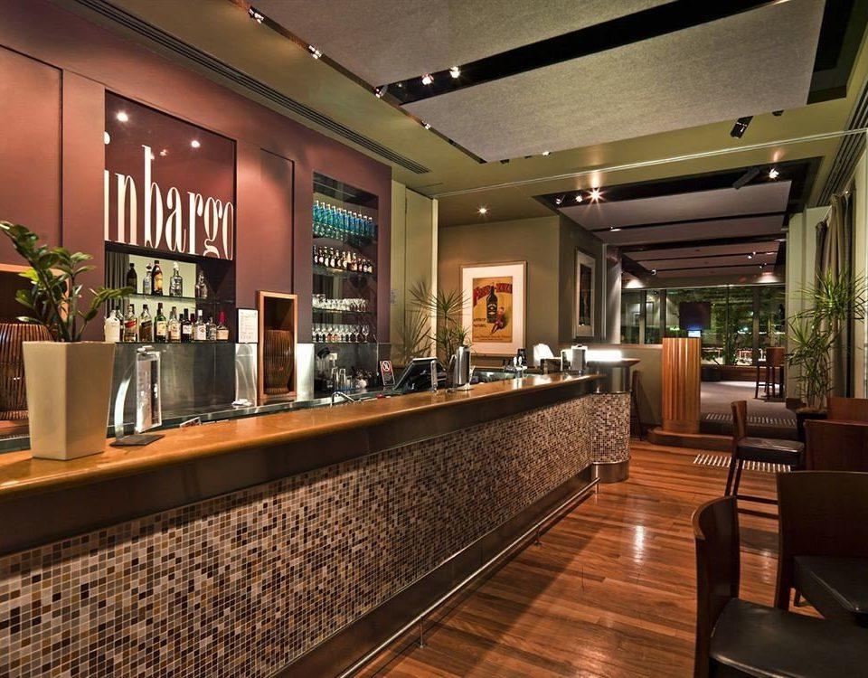 Lobby Bar restaurant Modern
