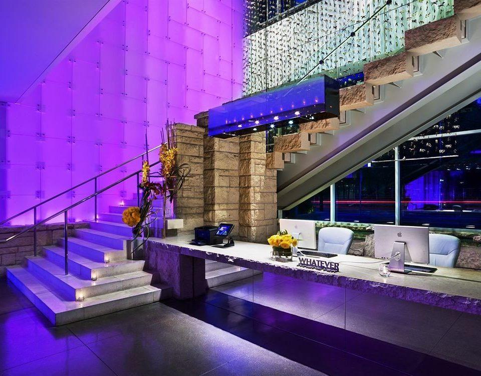 purple Bar Lobby nightclub screenshot restaurant