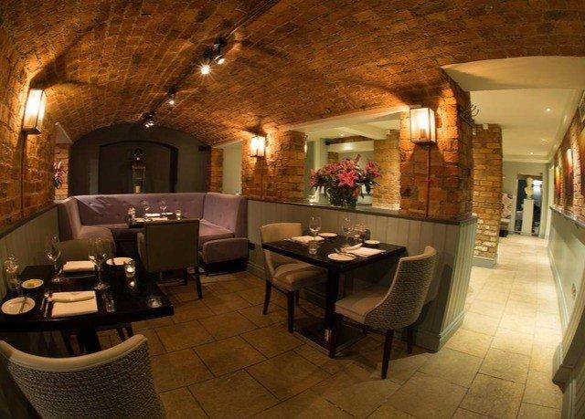 property Lobby restaurant Bar tile