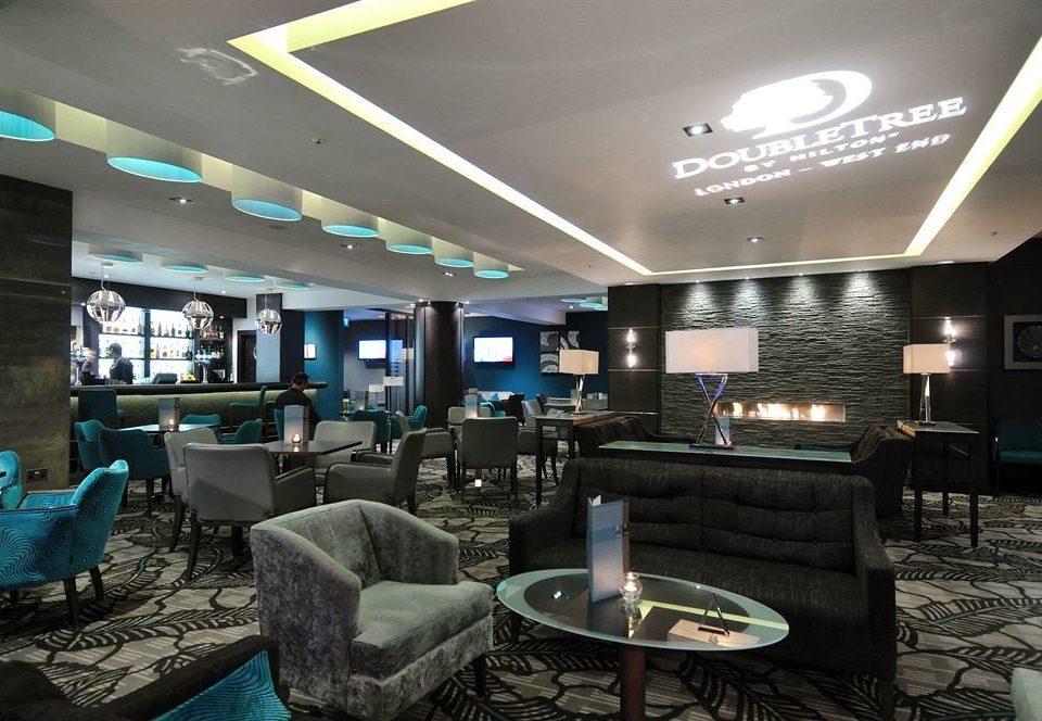 Lobby recreation room Bar