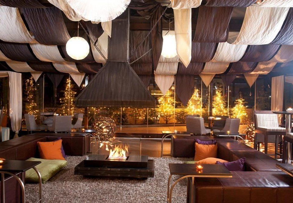 restaurant function hall Lobby Bar Resort ballroom