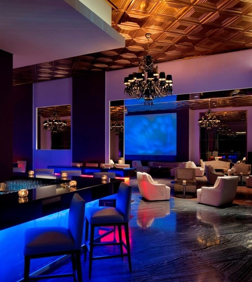recreation room billiard room Lobby Bar lighting swimming pool living room nightclub Resort