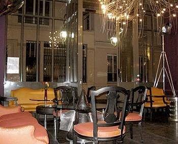 chair restaurant Bar lighting Lobby Resort