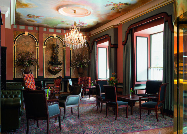 chair property restaurant Lobby Resort living room Bar hacienda dining table