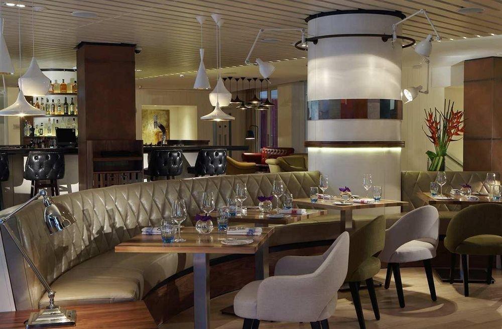 property chair restaurant function hall lighting cuisine Lobby Bar Resort living room