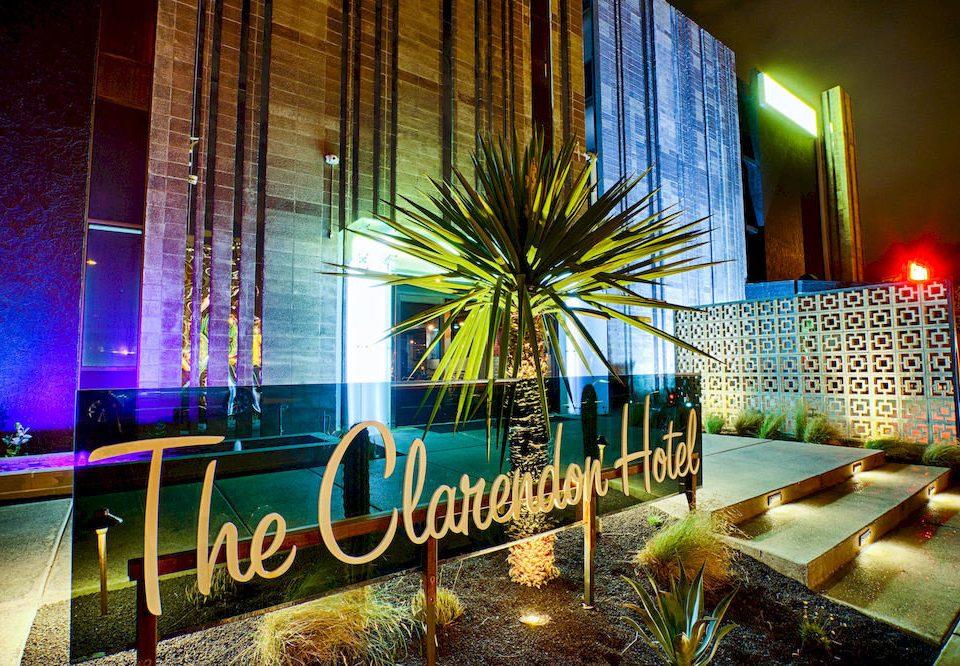 light night Resort restaurant Bar nightclub Lobby colorful