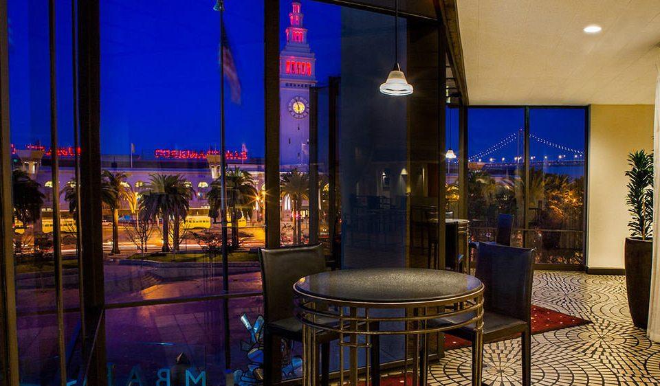 restaurant lighting Bar Lobby evening Resort night