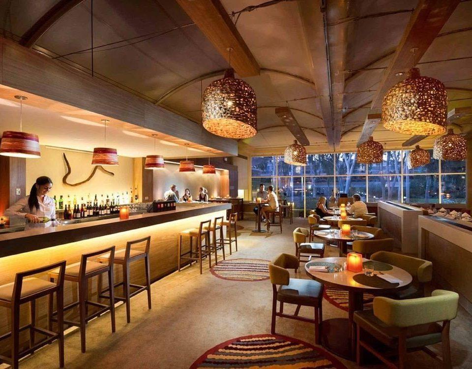 restaurant Lobby function hall Bar Resort