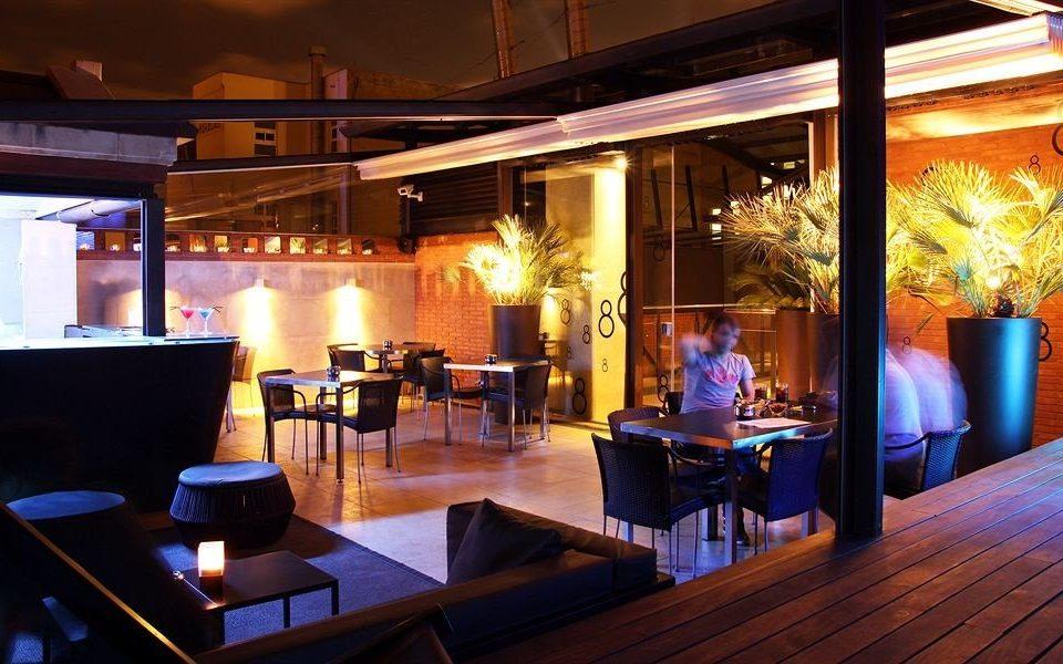 Resort restaurant Lobby Bar function hall recreation room
