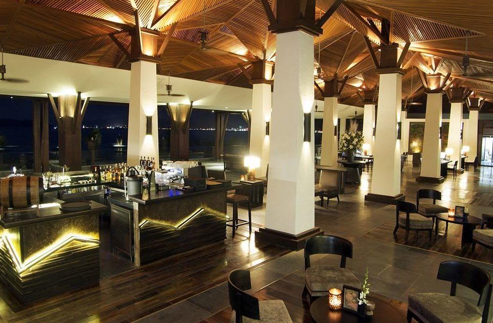 Lobby restaurant Resort Bar lighting function hall