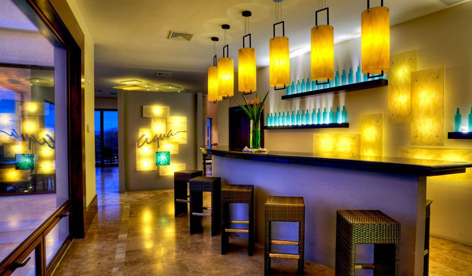 Lobby lighting Resort Bar home restaurant
