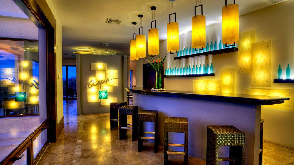 Lobby lighting Resort Bar home restaurant