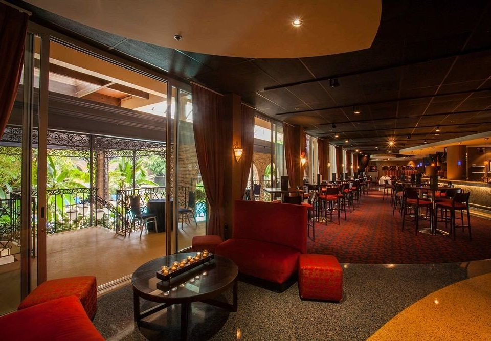 property Lobby red Resort restaurant living room Bar