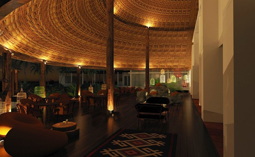 Lobby restaurant Resort Bar