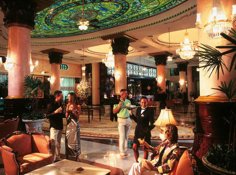 restaurant Lobby Resort Bar