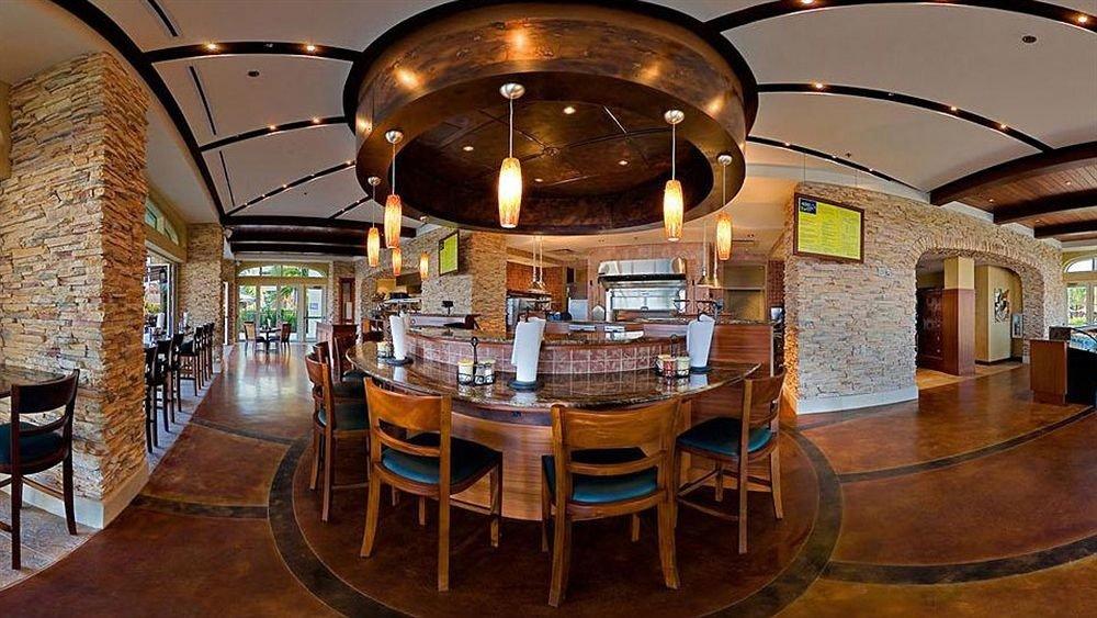 Lobby restaurant Bar Resort