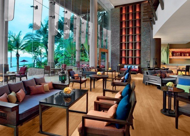 property Resort condominium restaurant Lobby Bar living room Villa plaza