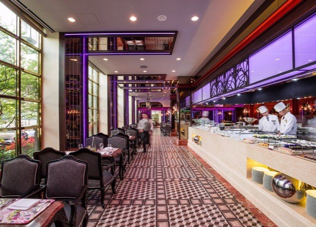 Lobby restaurant Bar