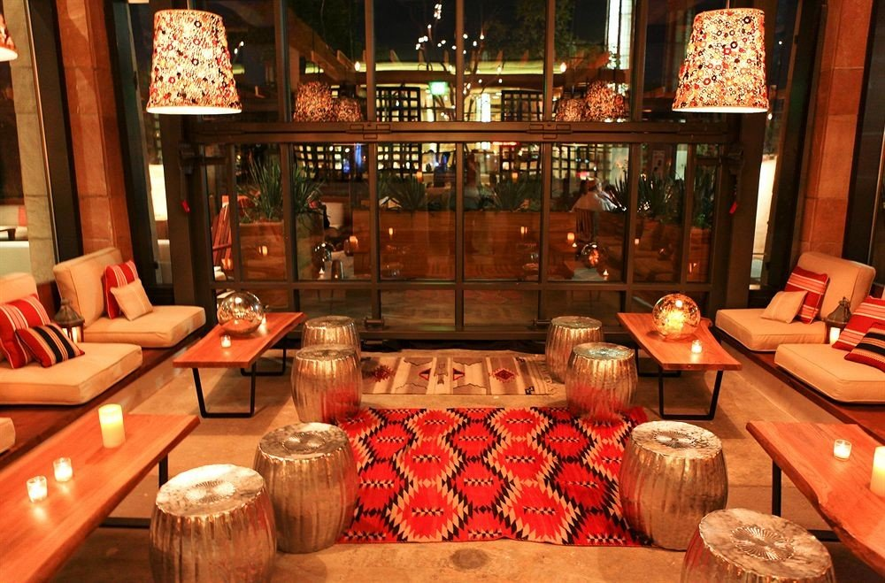 restaurant Bar Lobby set