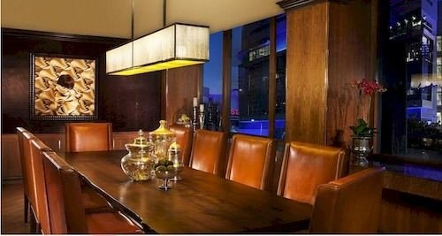 property Bar home Suite Lobby mansion cluttered dining table
