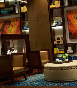 color Lobby living room home restaurant Suite Bar