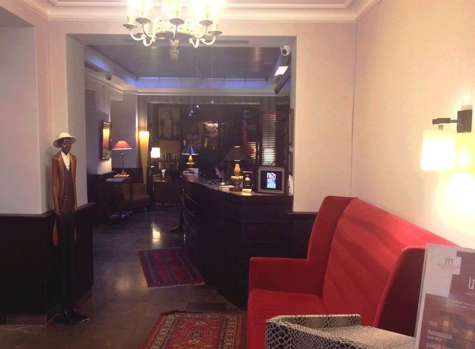 property Lobby restaurant living room Bar Suite