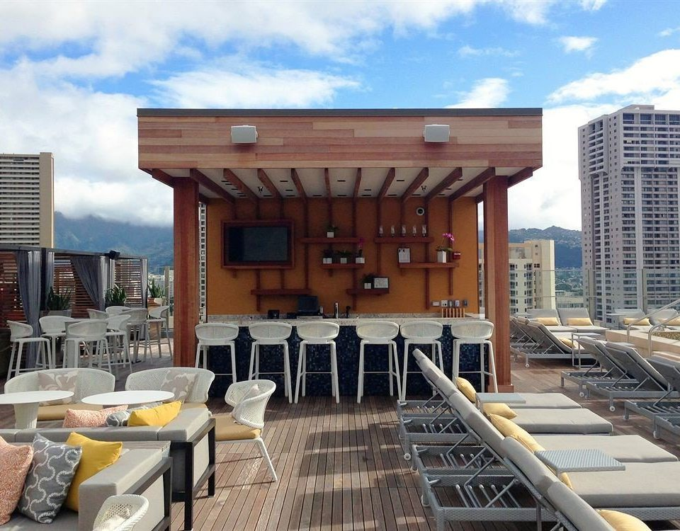 Bar Lounge Resort Rooftop Scenic views sky building property condominium home outdoor structure plaza Villa
