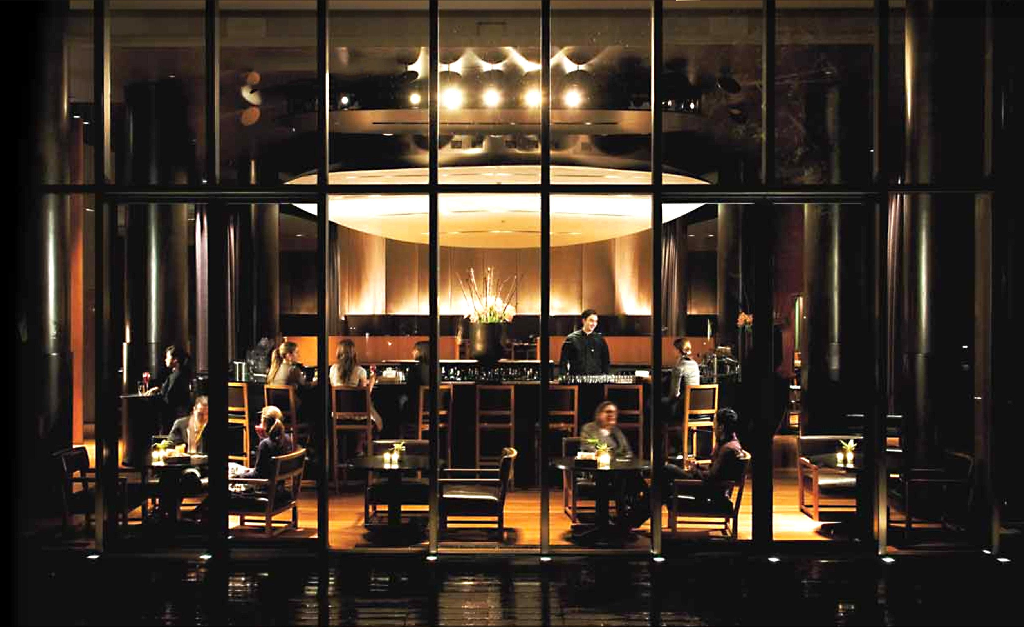 Bar Luxury Modern stage lighting night