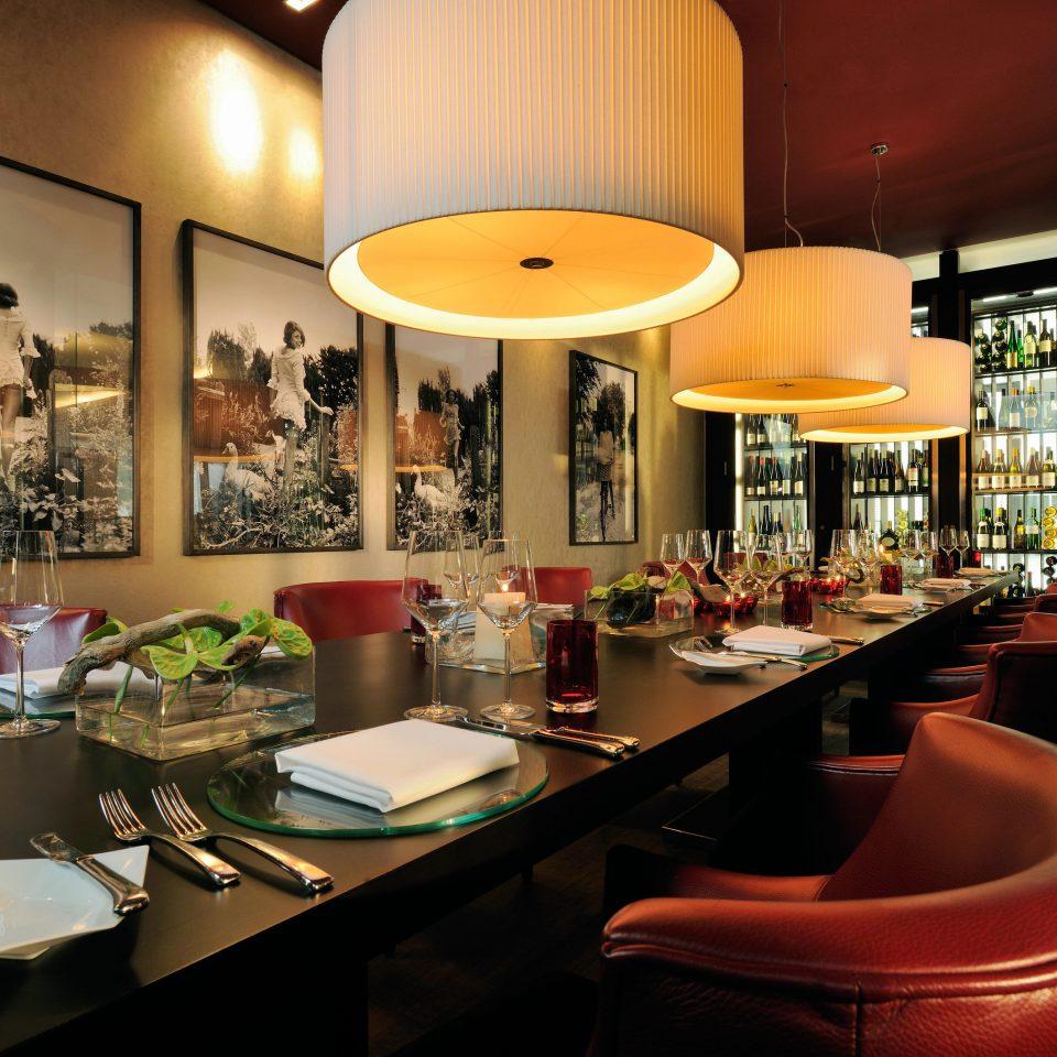 restaurant Bar café Modern set