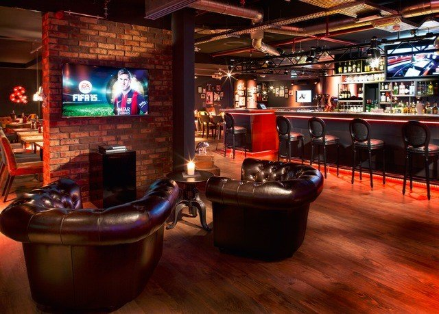 Bar recreation room nightclub restaurant