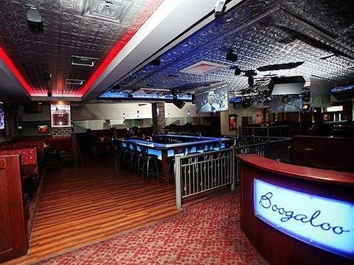 red nightclub Bar restaurant