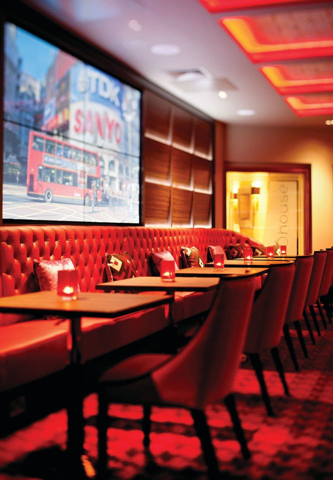red restaurant Bar nightclub