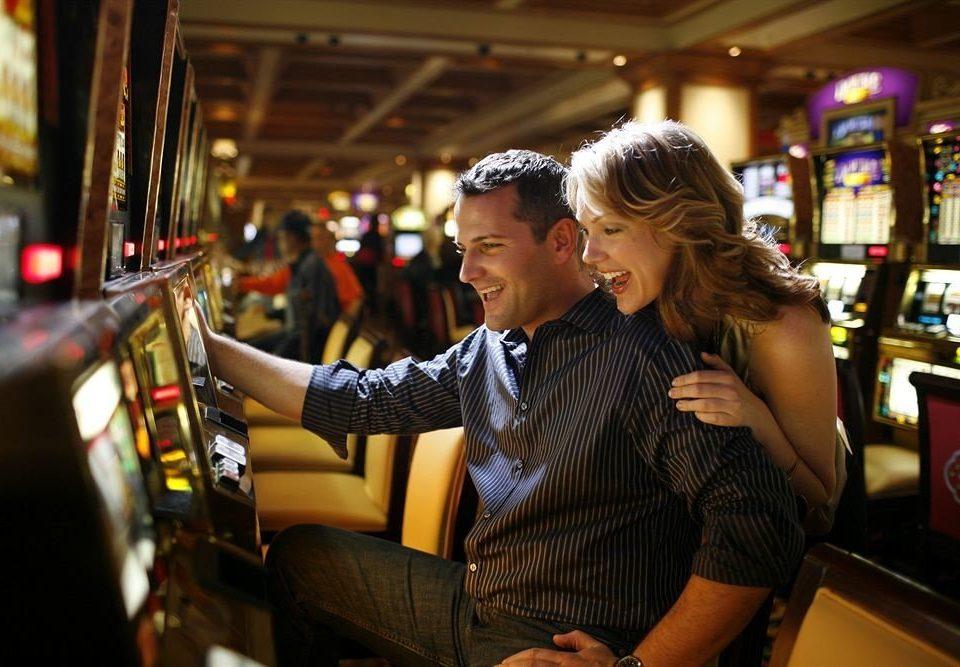 slot machine Bar nightclub
