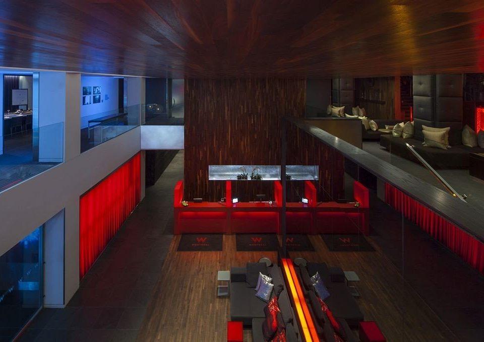 red platform screenshot wooden Bar