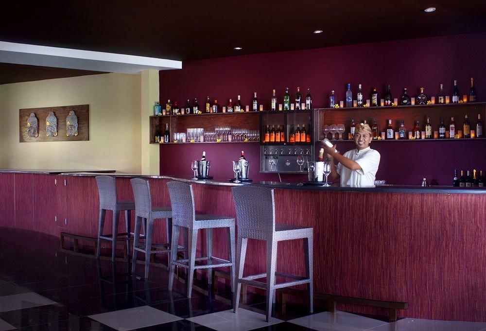 red Bar restaurant