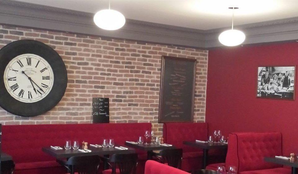 restaurant red Bar