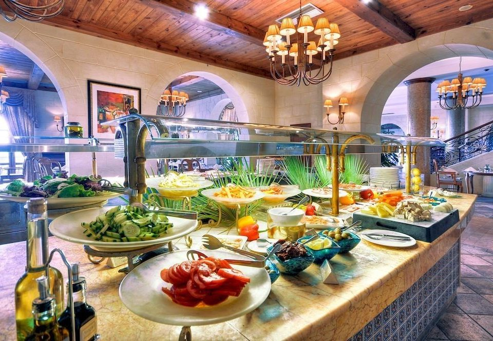 restaurant buffet counter Bar Resort dining table