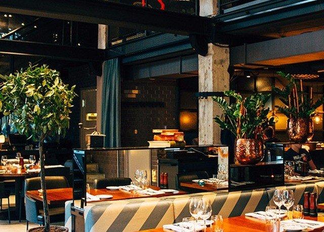 restaurant Bar buffet Resort