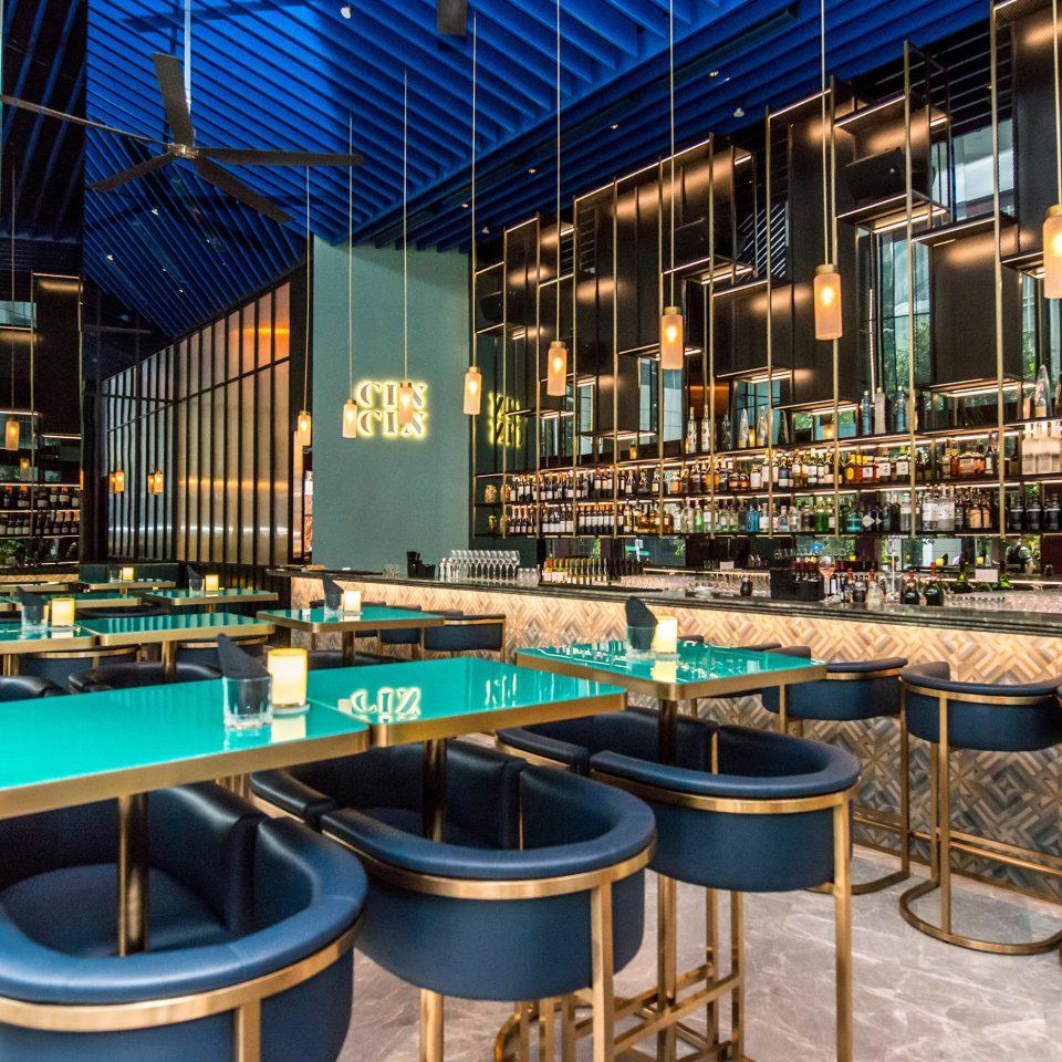 building Bar restaurant metal Resort plaza