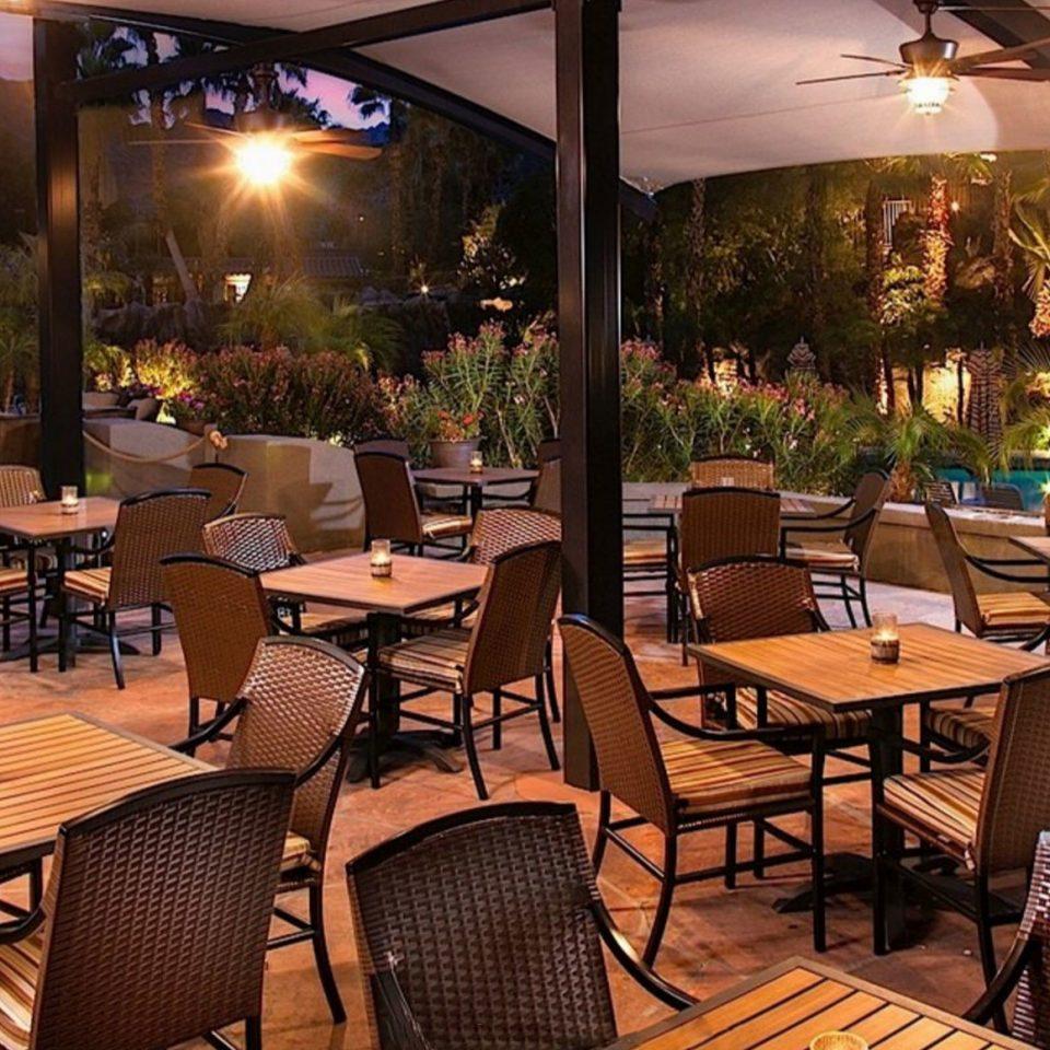 chair restaurant Resort Bar café function hall set