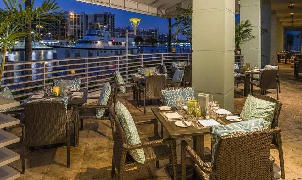 chair property restaurant Resort Bar condominium set