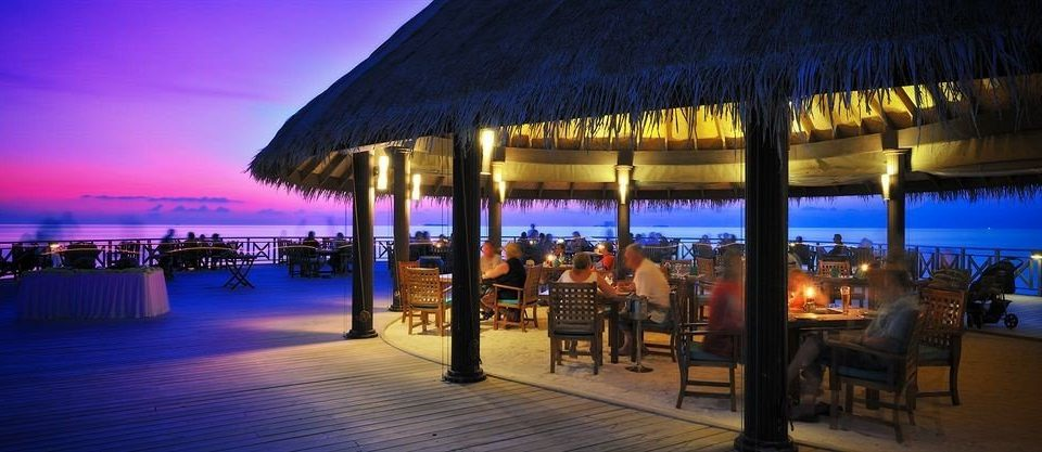 chair Resort restaurant evening Bar
