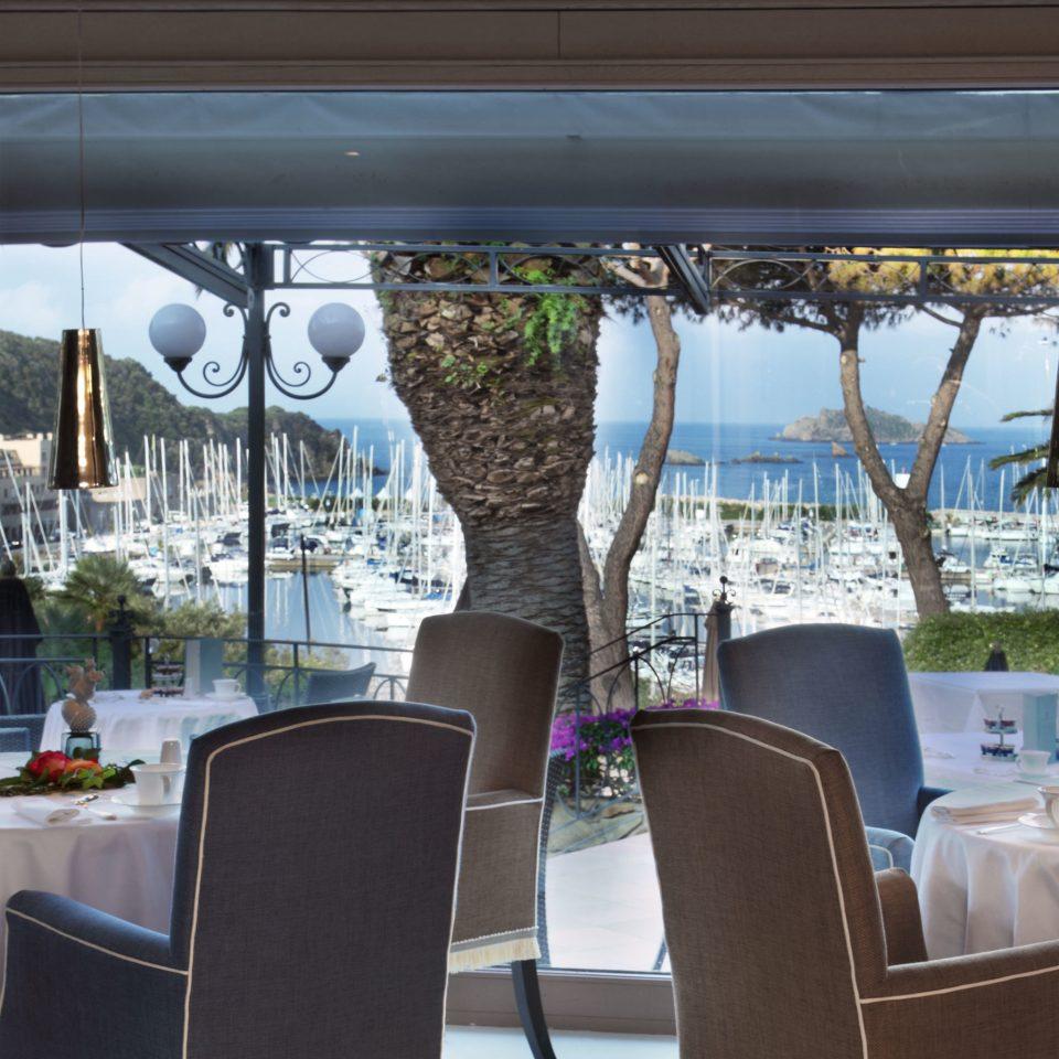 chair restaurant Resort home Bar set