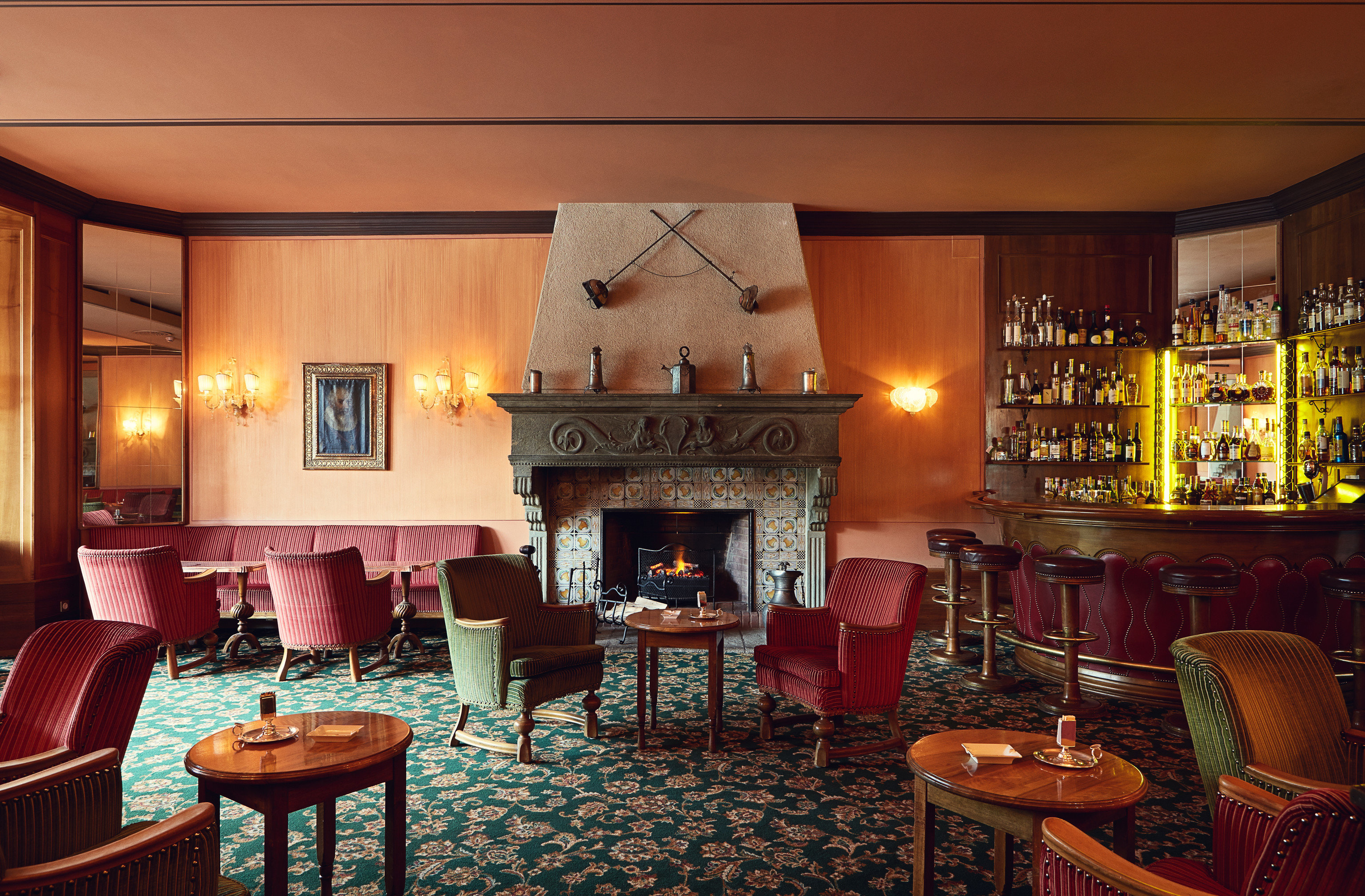 chair property restaurant living room Resort Bar