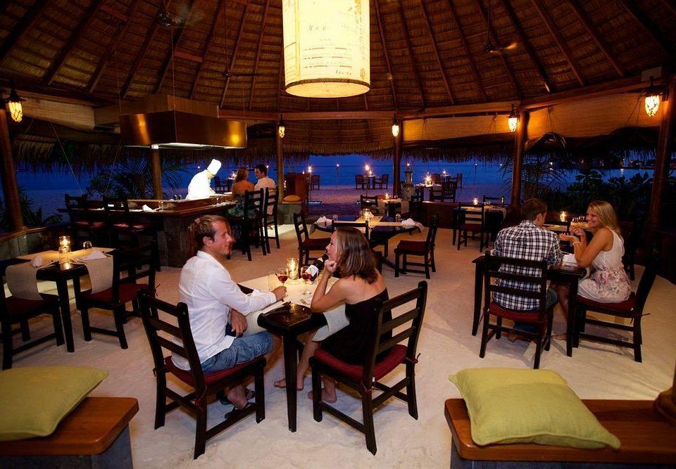 restaurant Bar Resort club