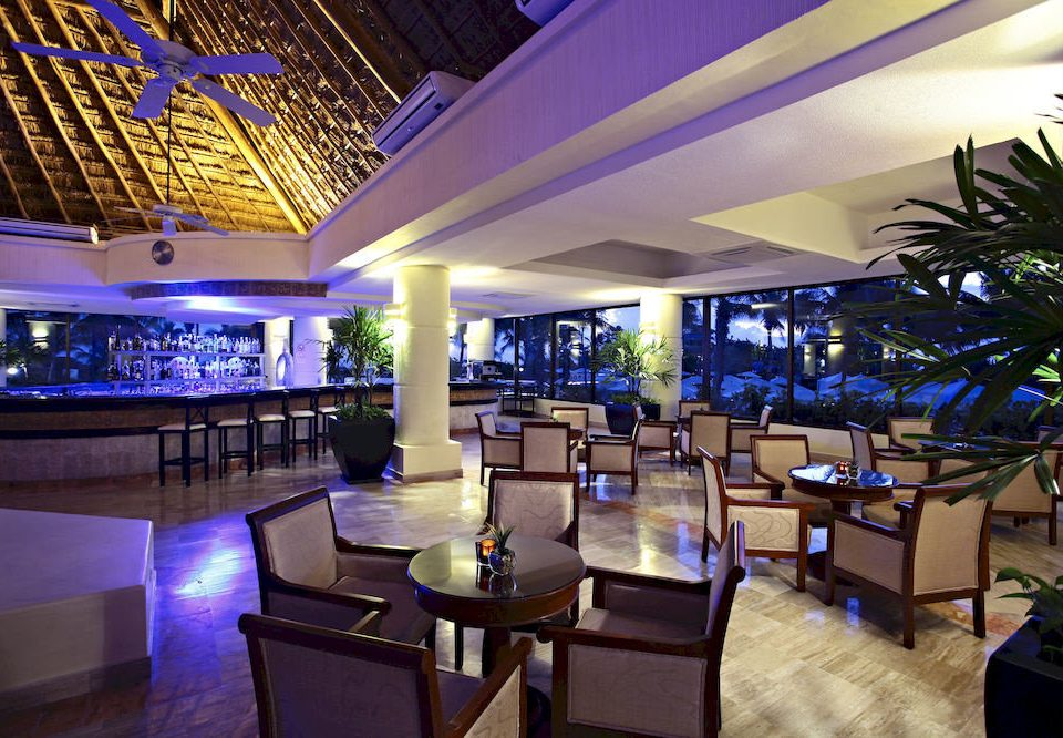 Resort restaurant Bar function hall convention center nightclub