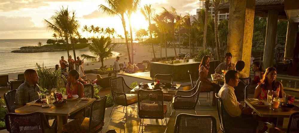 tree restaurant evening Resort Bar dining table